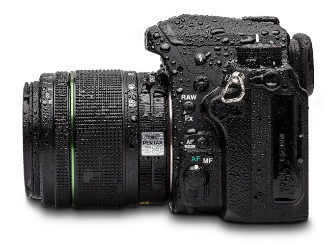 Pentax K-3, cámara DSLR resistente al auga, Imagen 1