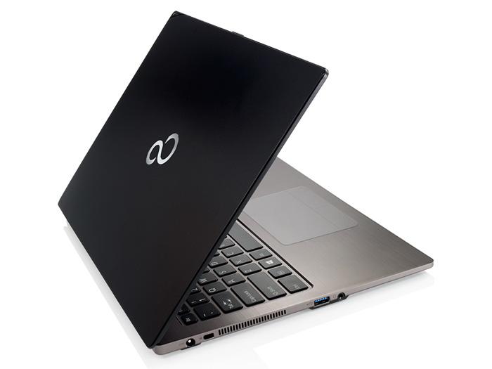 Fujitsu LifeBook U904, un ultrabook con pantalla de 3200 x 1800 píxeles, Imagen 1