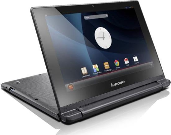 Lenovo IdeaPad A10, portátil de 10 pulgadas con Android, Imagen 1