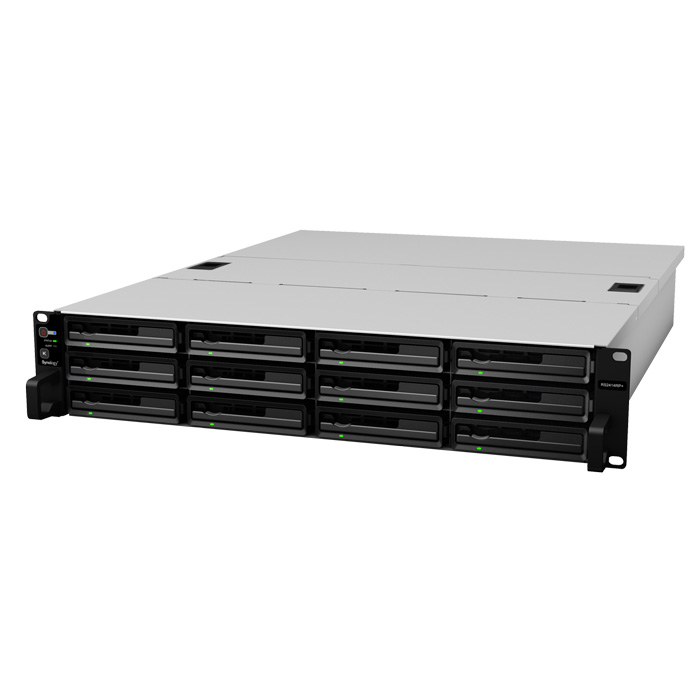 Synology RS2414, nueva serie de NAS en formato rack, Imagen 1