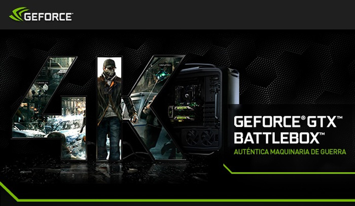 Llega NVIDIA GeForce GTX Battlebox a España, Imagen 1