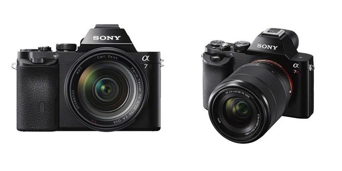 Sony Alpha 7, nuevas cámaras con sensor Full Frame, Imagen 1