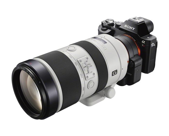 Sony Alpha 7, nuevas cámaras con sensor Full Frame, Imagen 2
