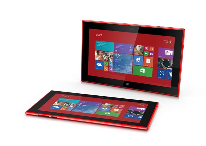 Nokia Lumia 2520 es el primer tablet de la compañía, Imagen 1