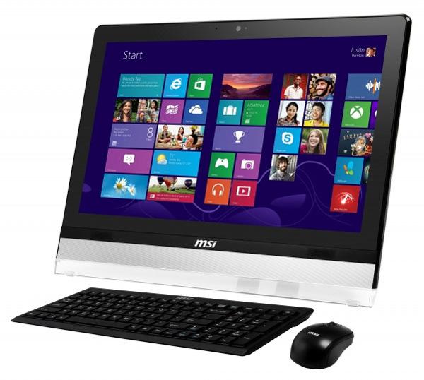 MSI presenta dos nuevos todo en uno con tecnología anti-parpadeo en sus pantallas, Imagen 1