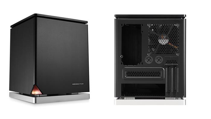 Xigmatek lanza una nueva torre Mini-ITX en forma de cubo, Imagen 1