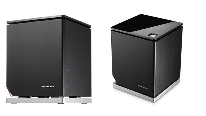 Xigmatek lanza una nueva torre Mini-ITX en forma de cubo, Imagen 2