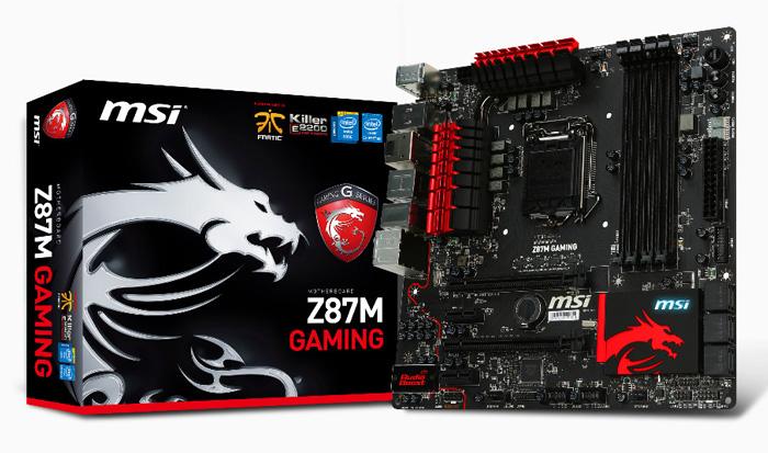 MSI Z87M Gaming, placa base de alto rendimiento Micro-ATX, Imagen 2