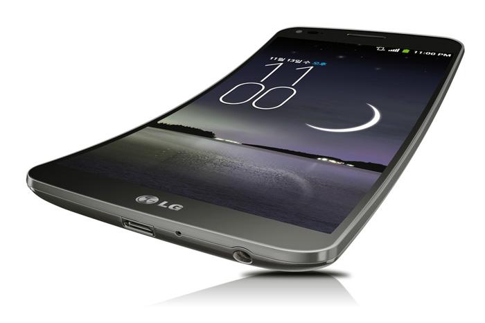 LG G Flex, llega otro teléfono curvado, Imagen 1