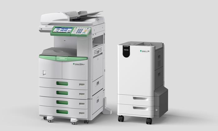 Toshiba lanza en España su impresora capaz de borrar papel impreso, Imagen 1