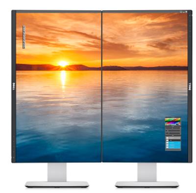 Dell amplía su gama de monitores profesionales UltraSharp con dos modelos de 24 y 32 pulgadas, Imagen 2