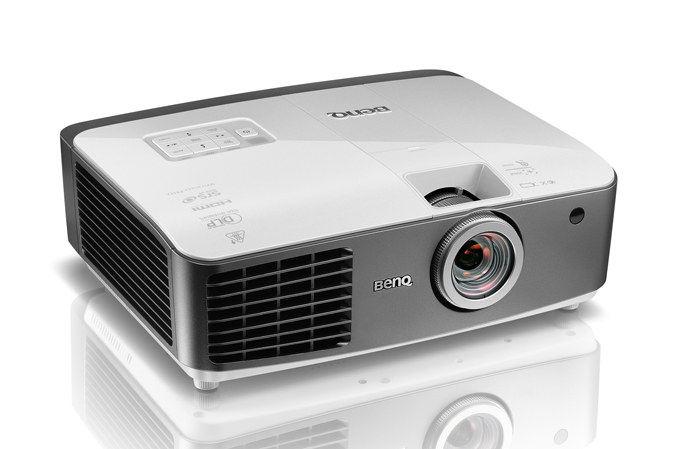 BenQ presenta dos nuevos proyectores con 3D y resolución FullHD, Imagen 1
