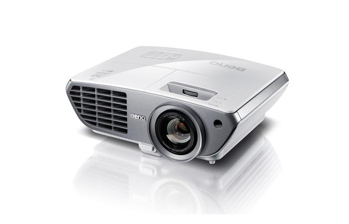 BenQ presenta dos nuevos proyectores con 3D y resolución FullHD, Imagen 2