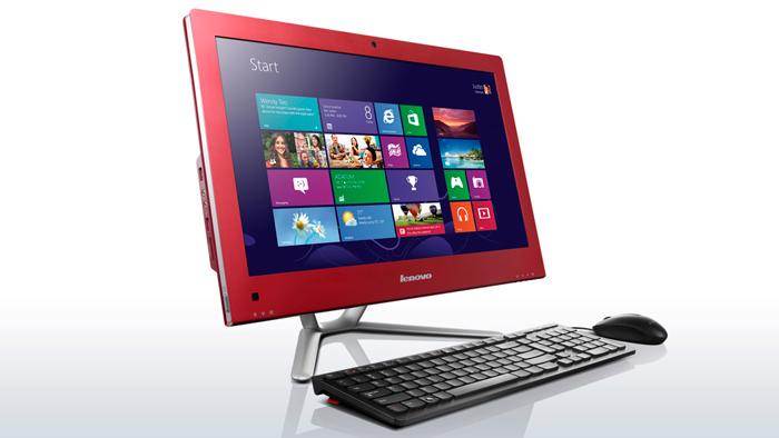 Lenovo C355, nuevo ordenador todo en uno asequible, Imagen 1