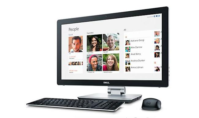 Dell Inspiron 23, nuevo todo en uno con procesadores Intel Haswell, Imagen 3