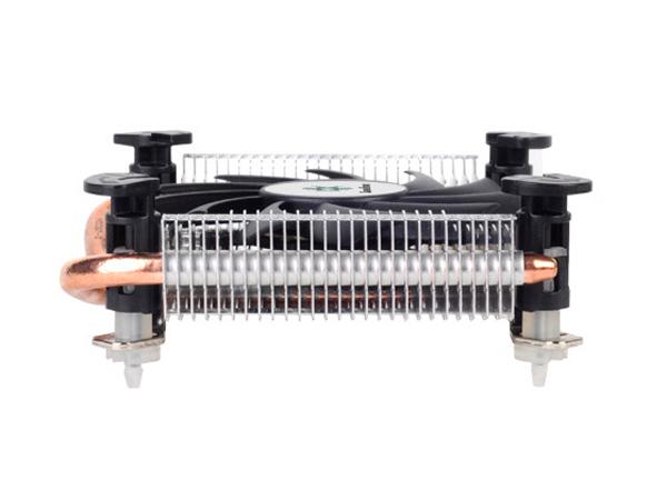 SilverStone Argon AR04, un nuevo disipador de perfil ultra bajo, Imagen 2