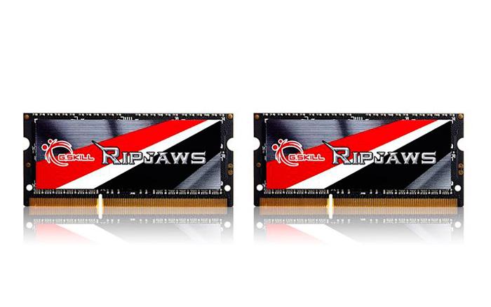 G.SKILL lanza un nuevo kit de memorias DDR3 para portátiles a 2133 MHZ, Imagen 1