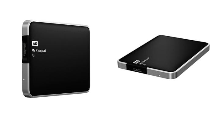 Western Digital amplia su disco externo My Passport Air con 1 TB de capacidad, Imagen 2