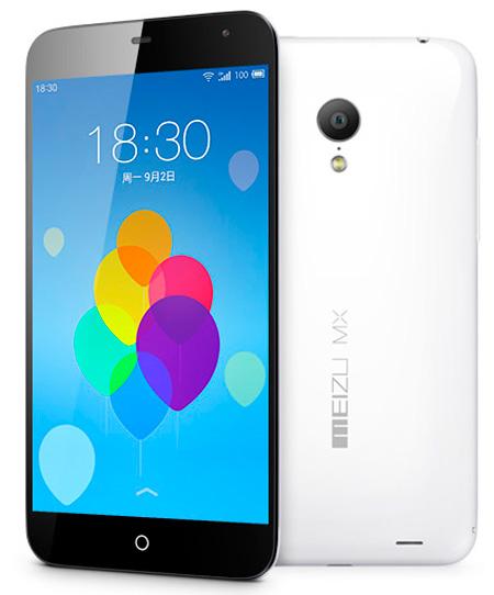 Meizu MX3, llegan los 128 GB de almacenamiento a los smartphone, Imagen 1