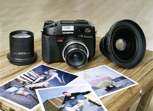 Nueva Camedia C-5060 Wide Zoom, Imagen 1