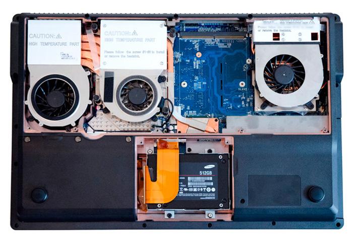 Eurocom anunica un portátil con procesador Intel Xeon de 12 núcleos, Imagen 1