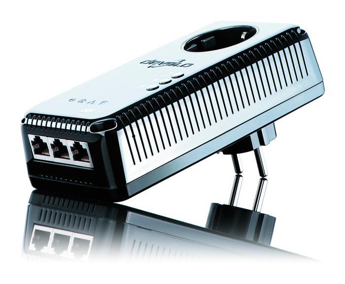 Devolo dLAN pro 500 Wireless+, PLC para entornos profesionales, Imagen 2