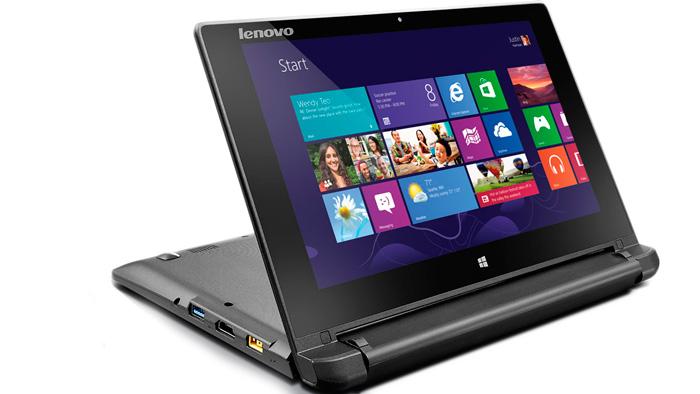 Lenovo Flex 10, un portátil táctil de 10 pulgadas con pantalla giratoria, Imagen 2