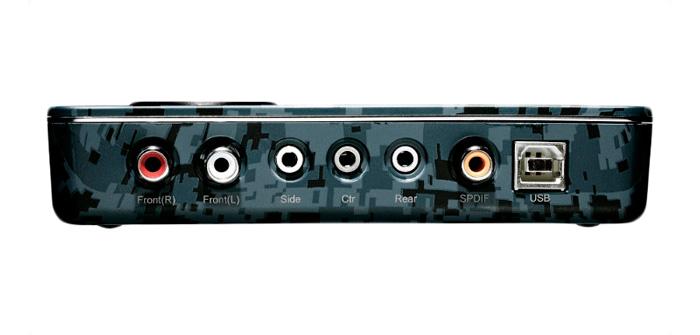 ASUS Xonar U7 Echelon Edition, la tarjeta de sonido USB de la compañía se viste de camuflaje, Imagen 2
