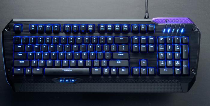 Tesoro Lobera, nuevos teclados para jugadores, Imagen 1