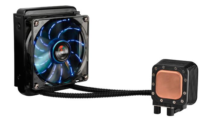 Enermax Liqmax 120, refrigeración líquida todo-en-uno para CPU, Imagen 1