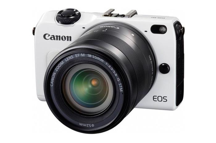 Canon EOS M2, nueva cámara con sensor APS-C sin espejo, Imagen 1