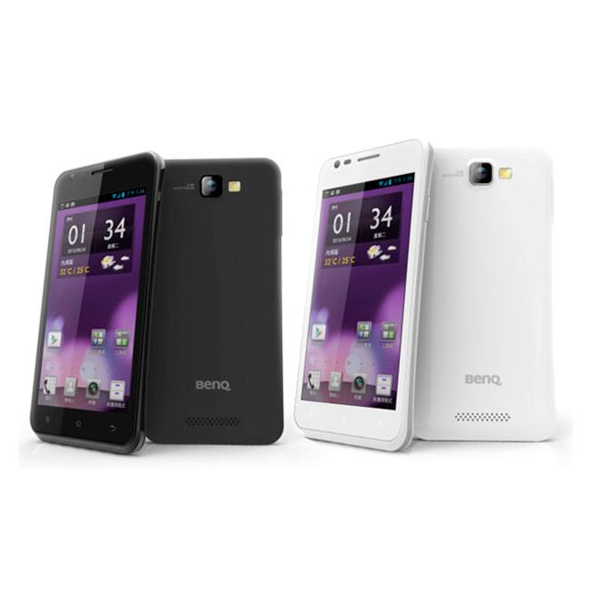 BenQ presenta dos nuevos smartphones con Android, Imagen 1