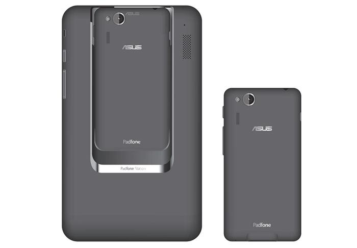 Primeras imágenes del ASUS PadFone Mini, Imagen 2