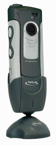 Nueva Webcam Iris Webbie de NGS 2 en 1, Imagen 1