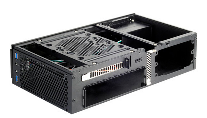 Milo ML06, nueva torre mini-ITX de SilverStone, Imagen 2