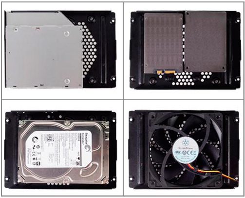 Milo ML06, nueva torre mini-ITX de SilverStone, Imagen 3
