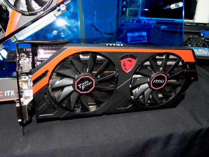 MSI Radeon R9 290X GAMING Twin Frozr 4S OC, Imagen 1