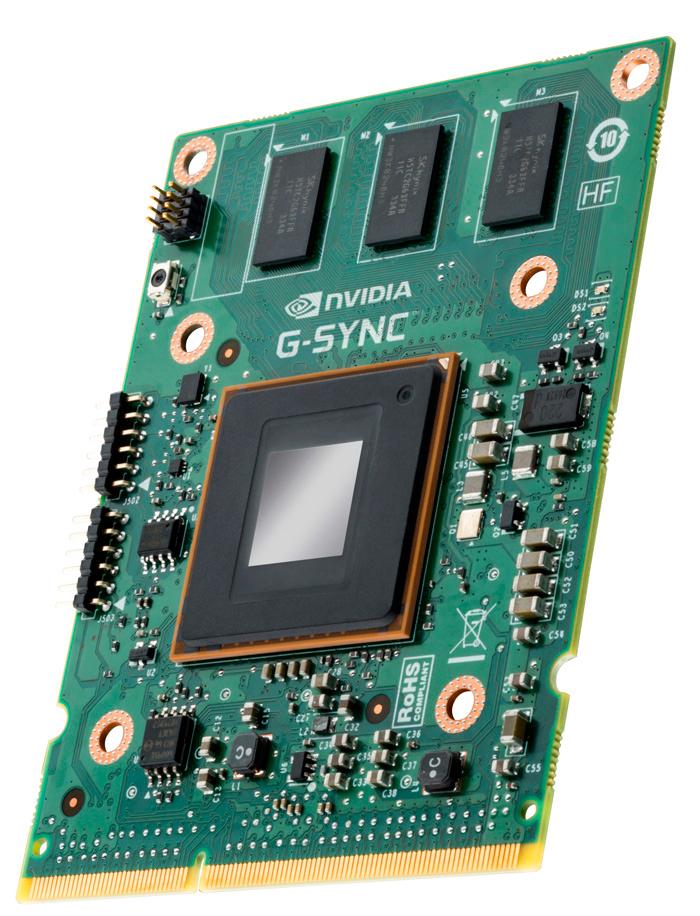 Ya disponibles para reserva los primeros monitores con G-SYNC, Imagen 2
