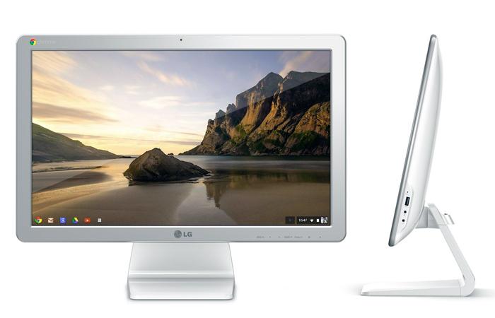LG Chromebase, ChromeOS en un ordenador todo en uno, Imagen 1