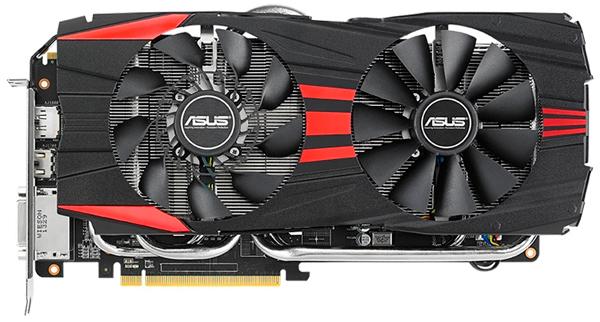 ASUS lanza finalmente su Radeon R9 290X DirectCU II OC, Imagen 1
