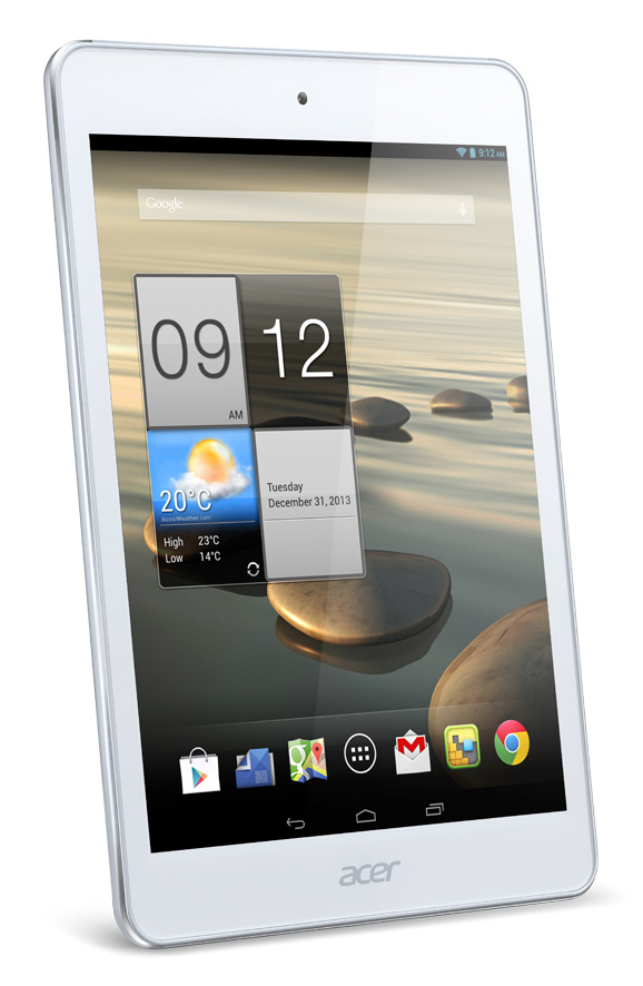Acer Iconia A1-830, tablet Android con procesador Intel Clover Trail+, Imagen 1
