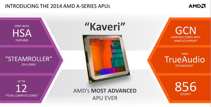 Detalles de AMD Kaveri, Imagen 2