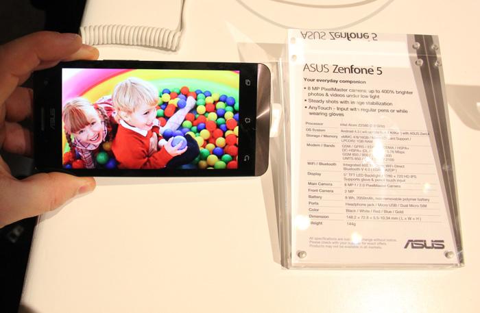 ASUS ZenFone, nueva familia de terminales con precios realmente atractivos, Imagen 2