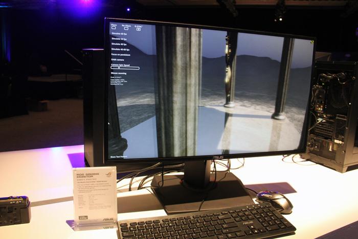 ASUS ROG Swift PG278Q, monitor gaming con G-Sync, Imagen 2