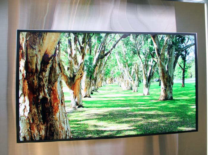 Samsung tiene preparado un televisor de 98 pulgadas con resolución 8K, Imagen 1