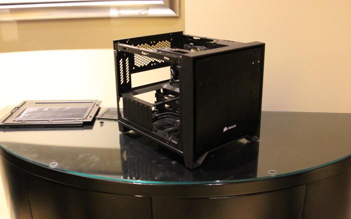 Corsair Obsidian 250D, nueva torre mini-ITX para equipo potentes, Imagen 1