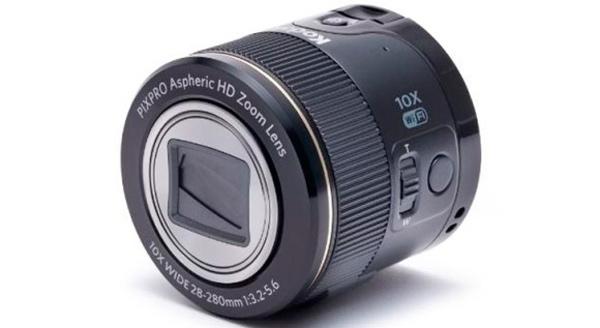 Kodak se suma a Sony ofreciendo dos cámaras externas para móviles, Imagen 1