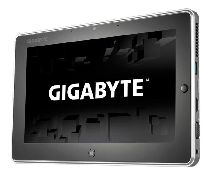 Gigabyte S10M, nueva tablet con Windows de 10 pulgadas, Imagen 1