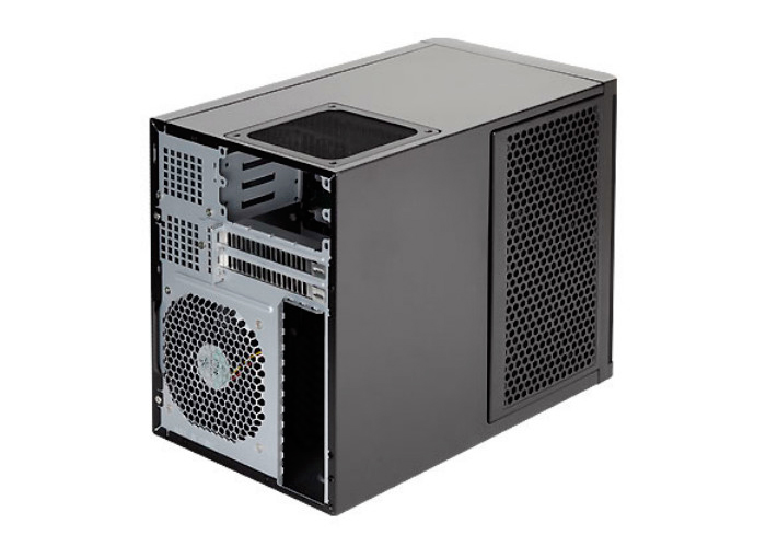 SilverStone DS380, una torre Mini ITX para montarnos nuestro propio NAS, Imagen 2
