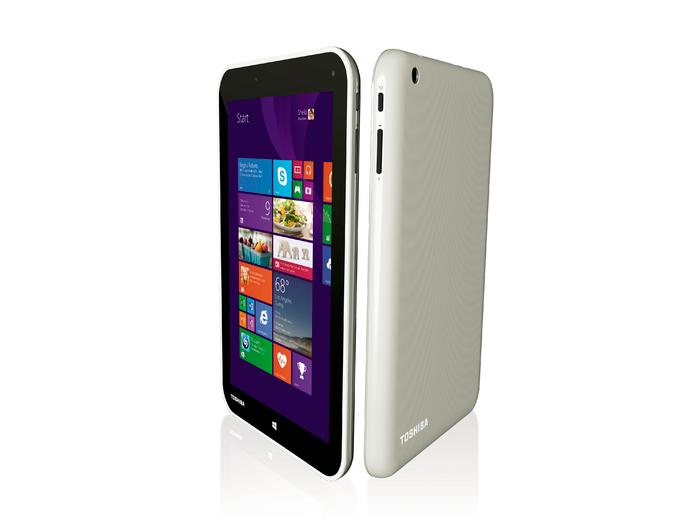 Ya disponible en España la Toshiba Encore, tablet de 8 pulgadas con Windows 8.1, Imagen 1